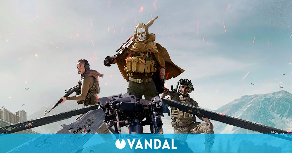 CoD Modern Warfare y Warzone reciben un pack de texturas de alta resolución en consolas