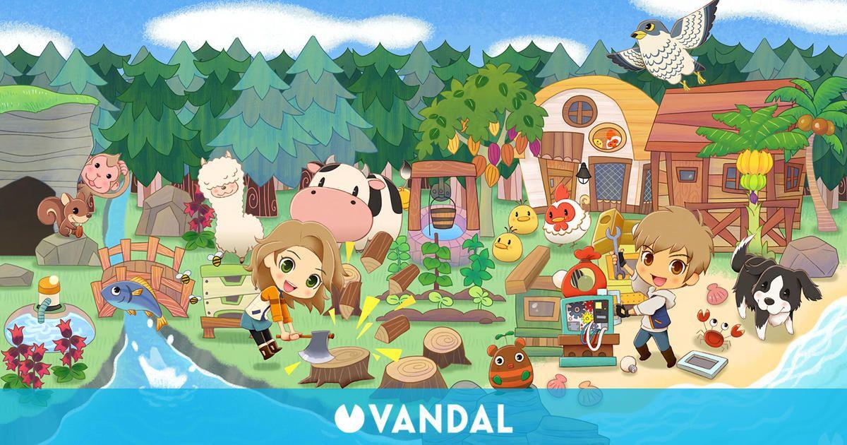 El nuevo Story of Seasons debuta en Japón como el juego más vendido de la semana