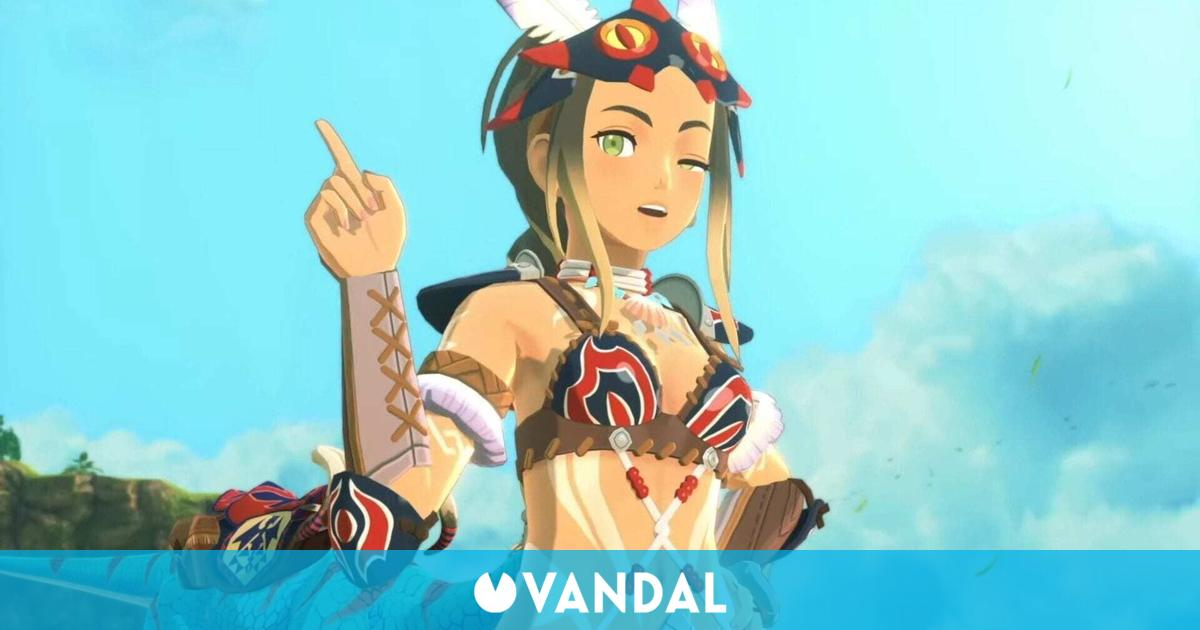 Monster Hunter Stories 2: Wings of Ruin llegará el 9 de julio a Switch y PC