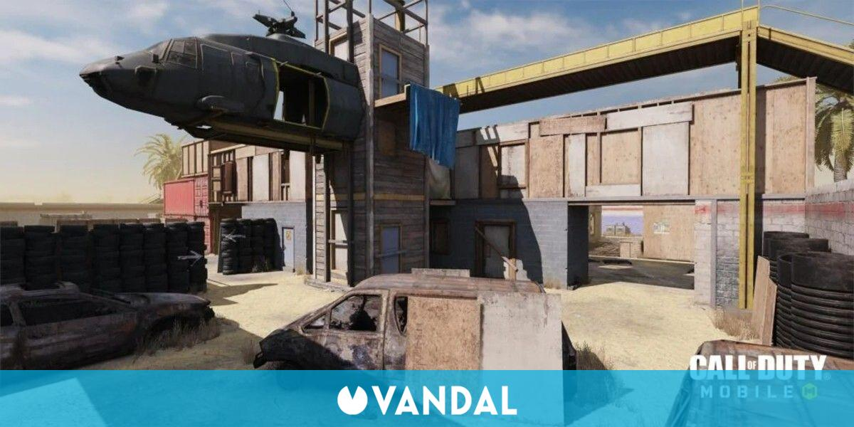 Call of Duty: Mobile: La temporada 2 introduce los mapas Shoot House y Shipment