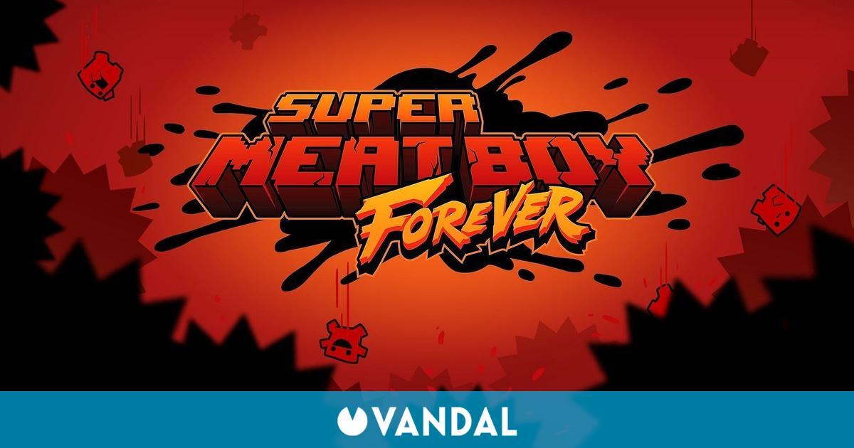 Super Meat Boy Forever se estrellará contra PS4 y Xbox One el 16 de abril