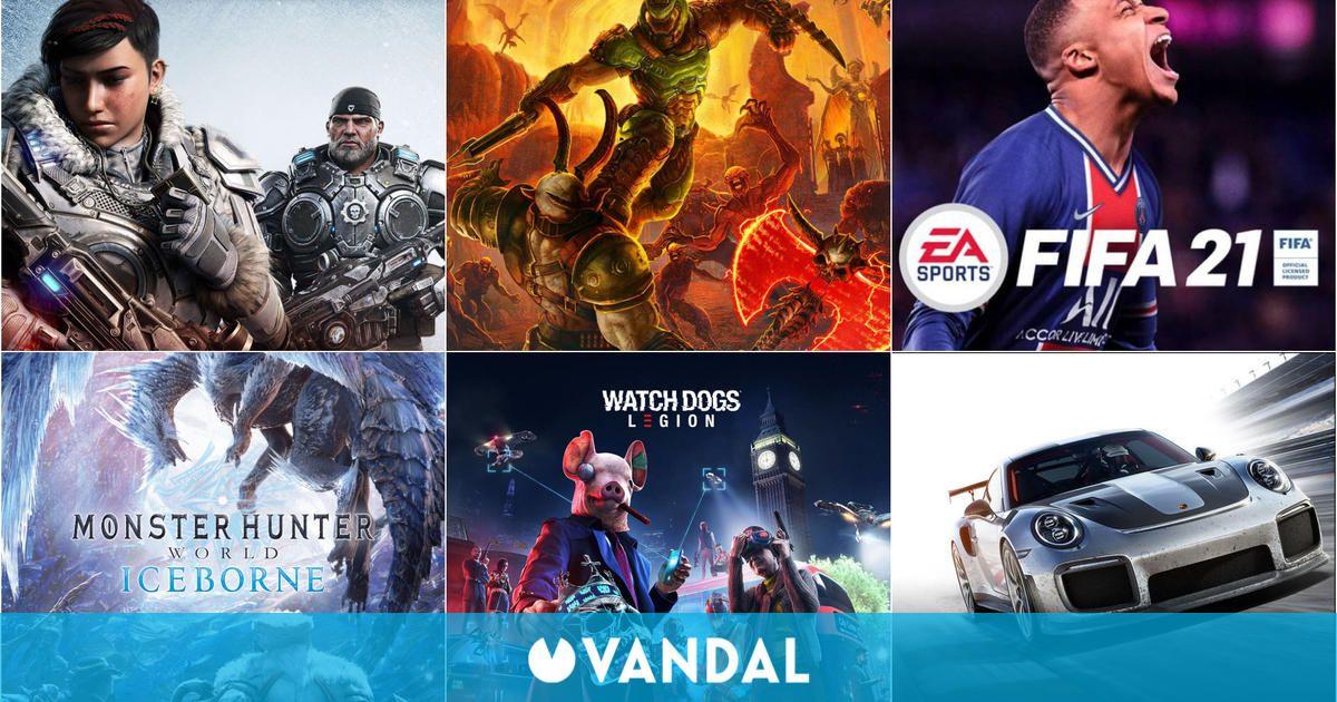 Ofertas Xbox One y Series: Los mejores descuentos por menos de 40, 30, 20, 10 y 5 euros