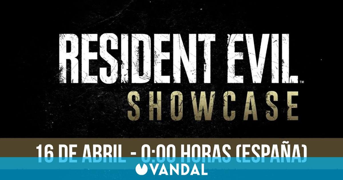 Sigue aquí el Resident Evil Showcase en español el 16 de abril a las 0:00
