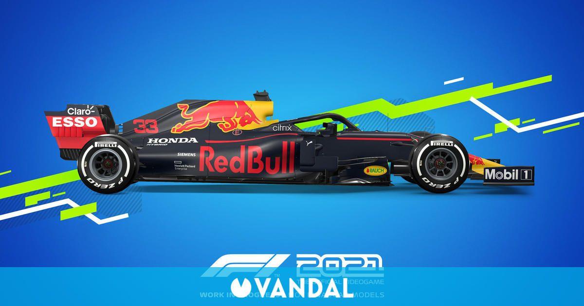F1 2021 llegará el 16 de julio a PS5, Xbox Series X/S, PS4, Xbox One y PC