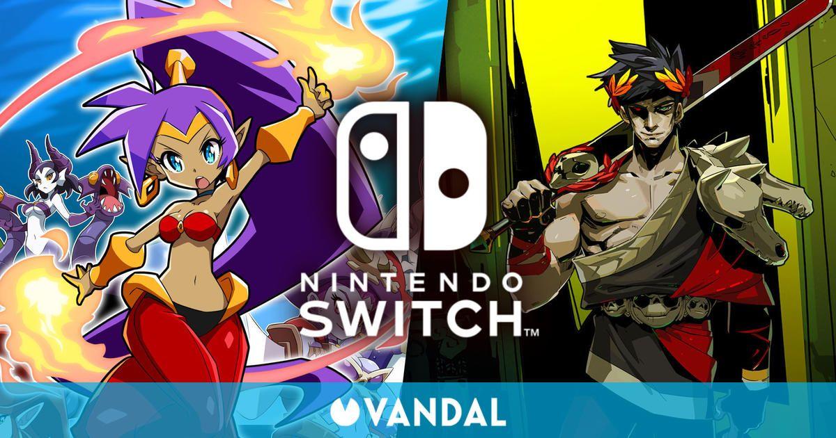 Ofertas en Switch: Promoción Indie World con descuentos en Hades, The Messenger, Haven y más