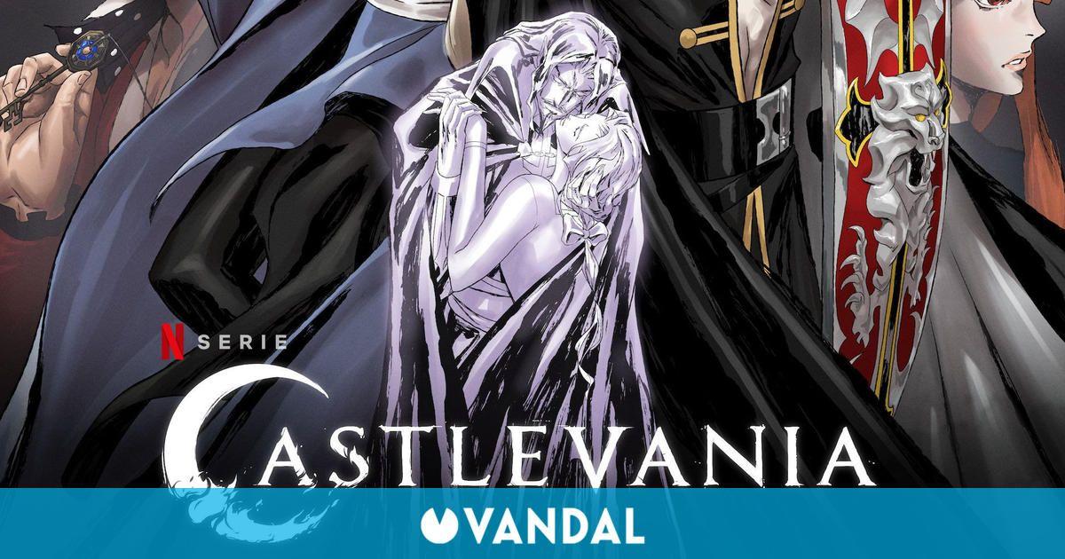 Castlevania estrenará su cuarta y última temporada el 13 de mayo; Netflix prepara otra serie