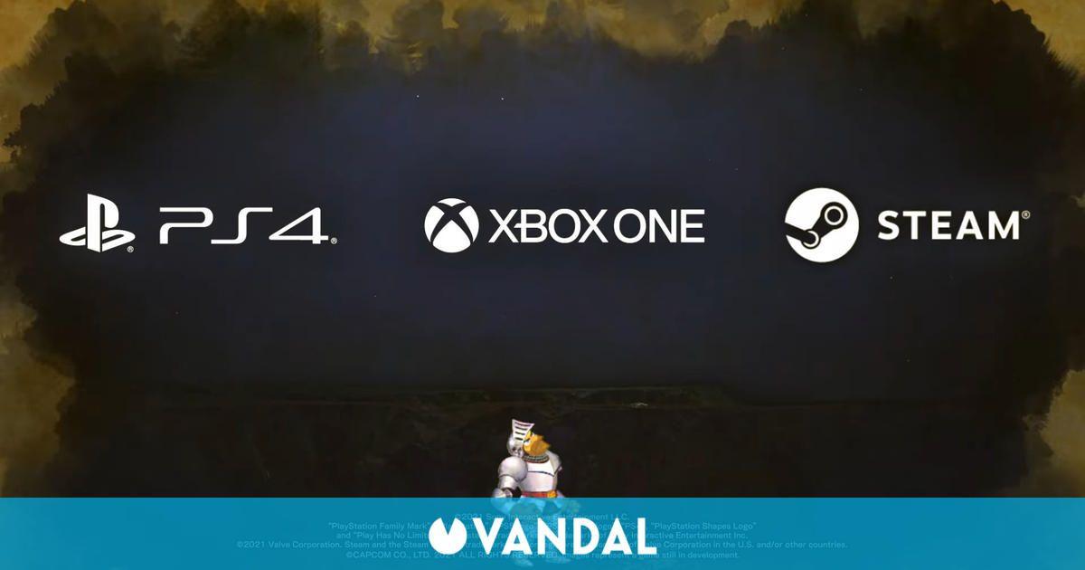 Ghosts 'n Goblins Resurrection llegará también a PC, PS4 y Xbox One