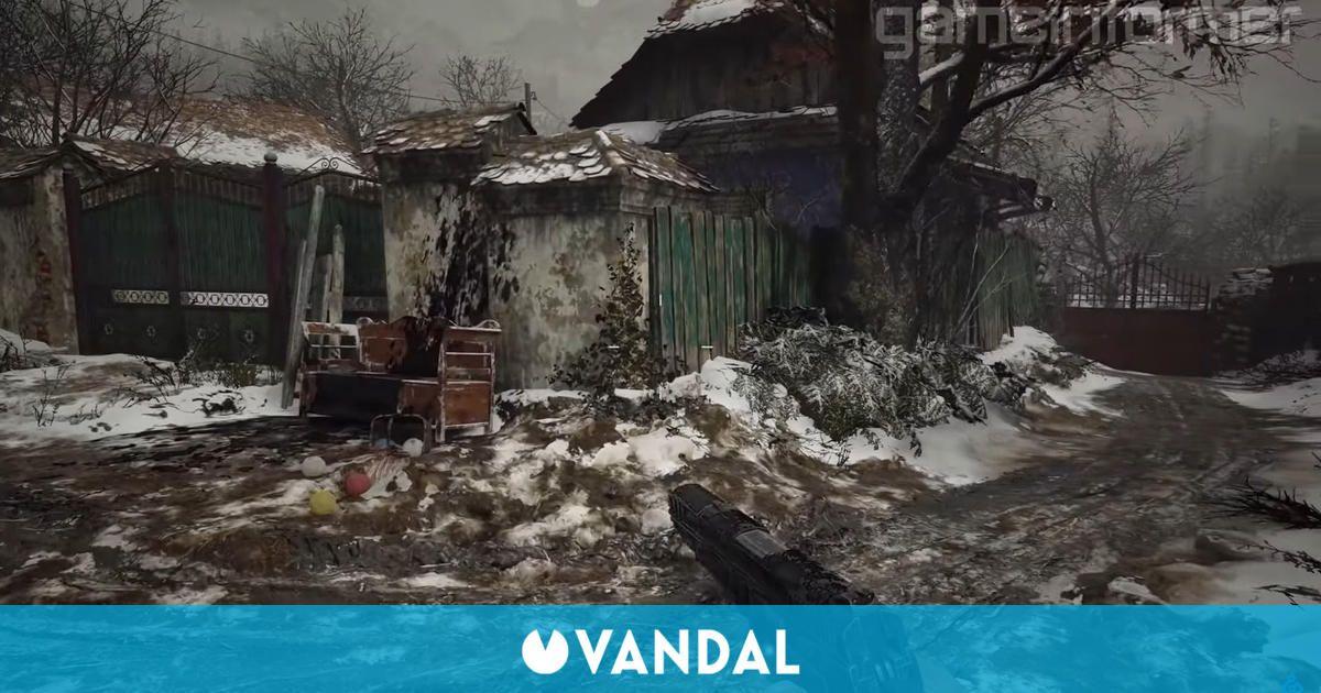 Resident Evil Village: Este 'gameplay' nos ofrece un breve vistazo de la aldea