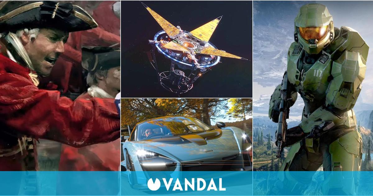 E3 2021: Forza Horizon 5, Halo Infinite, Starfield y Age of Empires 4 podrían estar presentes
