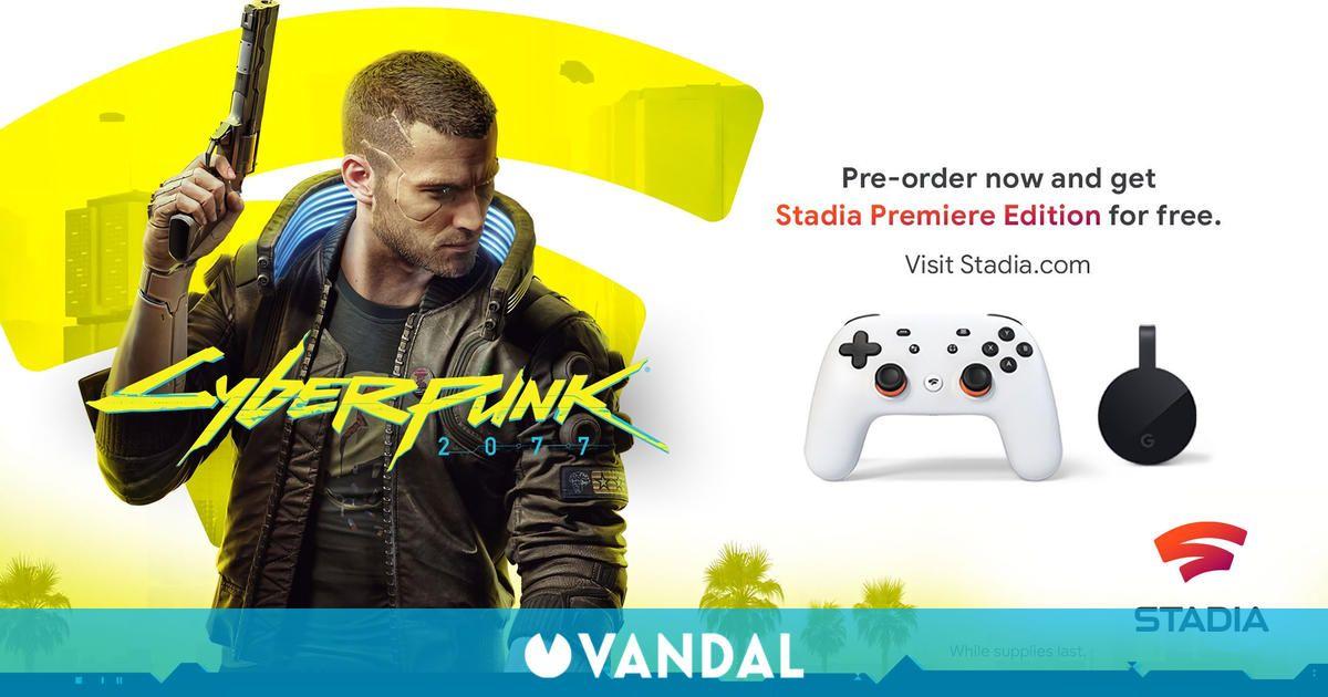 Cyberpunk 2077: Desde CD Projekt se ríen cuestionados por las ventas en Stadia
