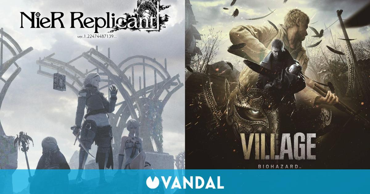 Vandal Radio 8x33 - NieR Replicant, Resident Evil 8