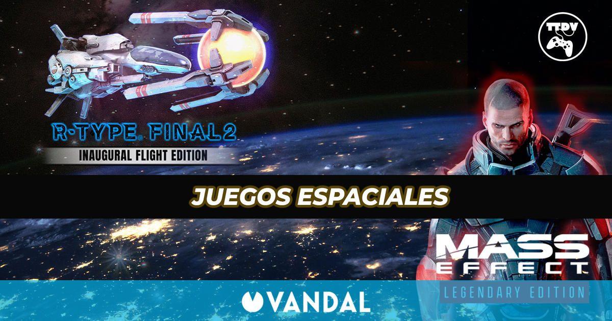 Mass Effect Legendary Edition y R-Type Final 2 ya se pueden reservar en TTDV