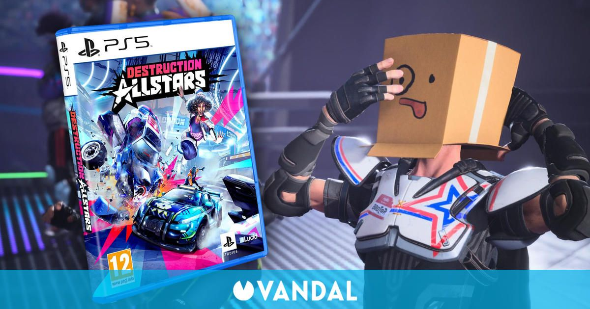 Destruction AllStars: De costar 80 euros en noviembre a encontrarlo ahora por 10 euros