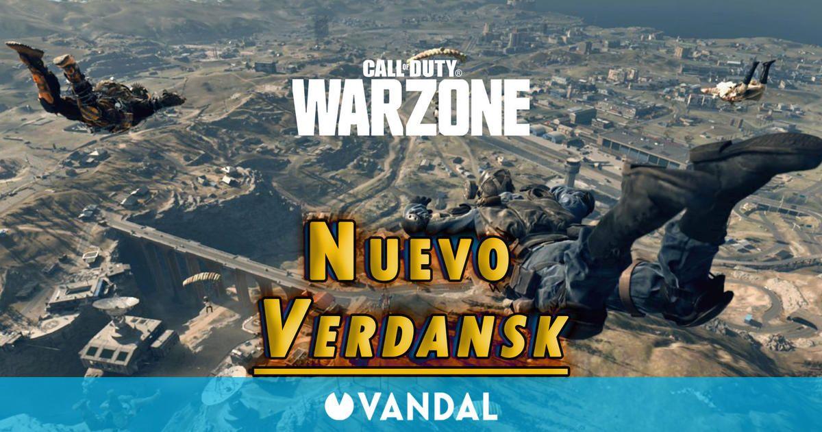 COD Warzone Temporada 3: Ya disponible Verdansk 84; así es el nuevo mapa