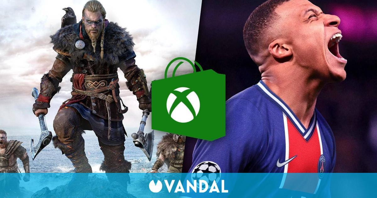 Las mejores Ofertas de Primavera de Xbox: Marvel's Avengers, Watch Dogs Legion, FIFA 21...