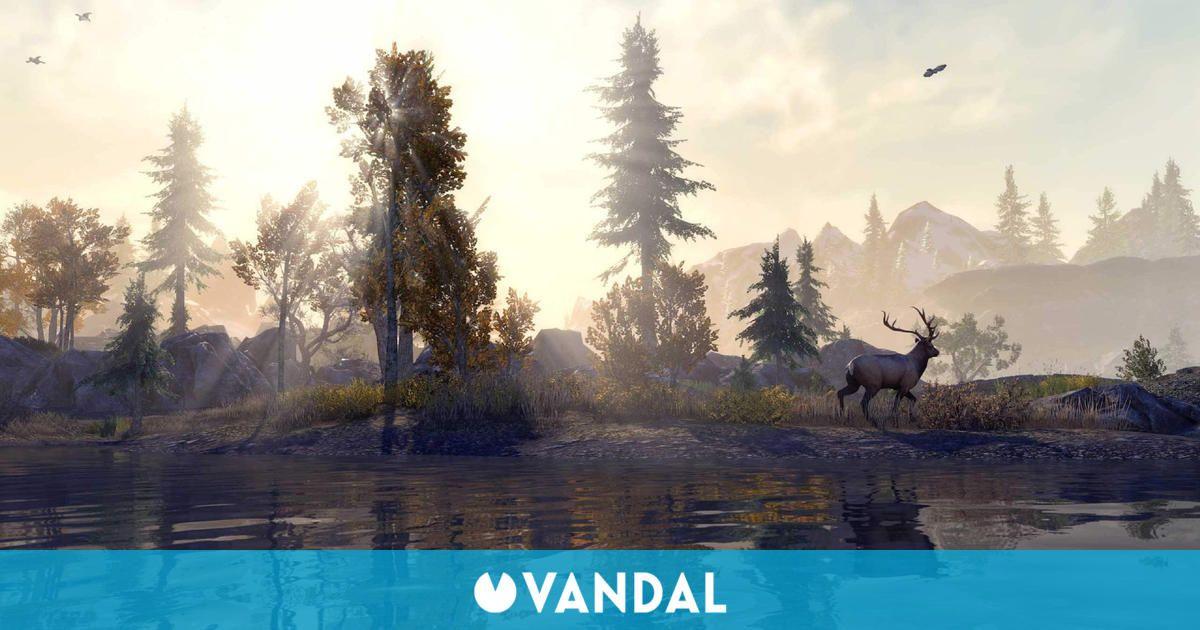 The Elder Scrolls Online recibirá su versión mejorada para PS5 y Xbox Series el 8 de junio