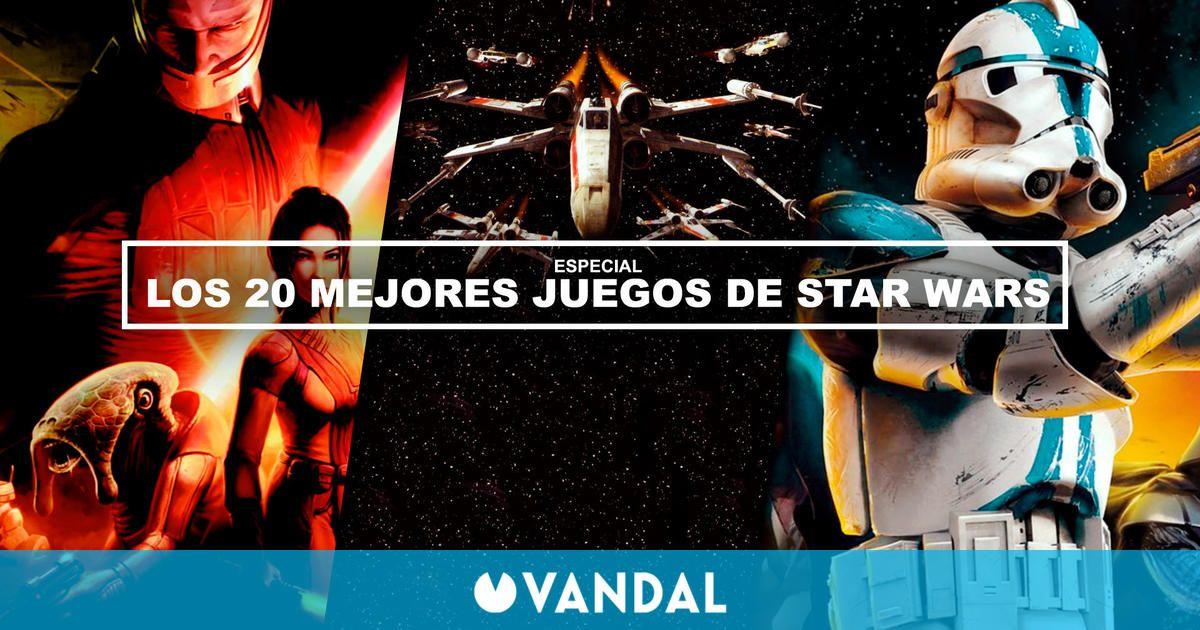 Los 20 Mejores Juegos De Star Wars 2021