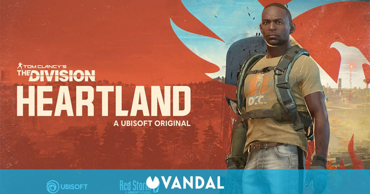 Anunciado The Division Heartland, un free-to-play que llegará a PC y consolas en 2021 ó 2022