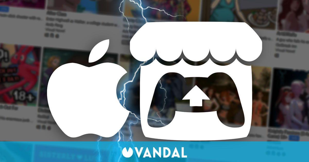 Apple carga contra los juegos adultos de Itch.io y el portal independiente bromea