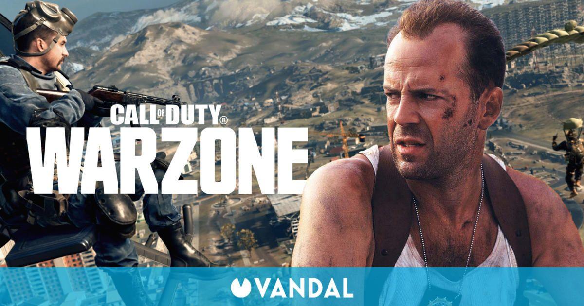 Call of Duty: Warzone insinúa la llegada de John McClane, de Jungla de Cristal