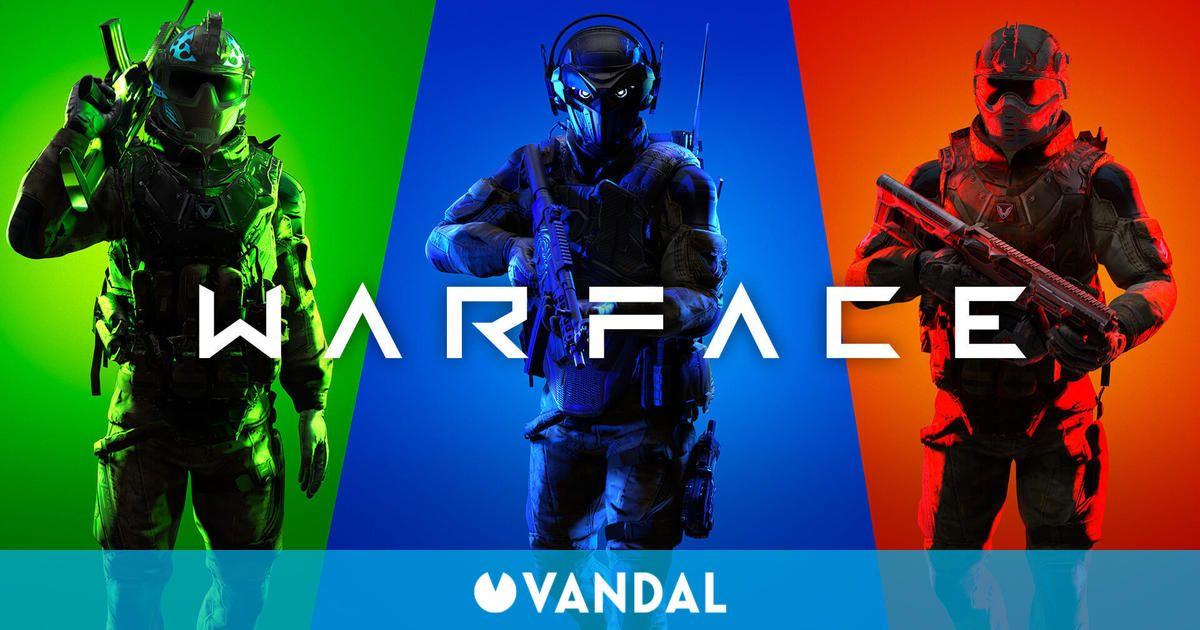 Warface, el shooter táctico free to play, ya admite el juego cruzado en consolas