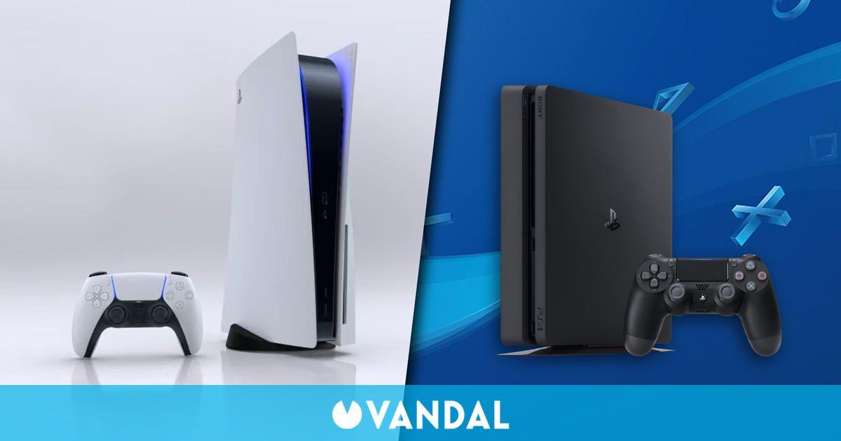 PS5 supera a PS4 en media de horas de juego y usuarios activos en sus cinco primeros meses