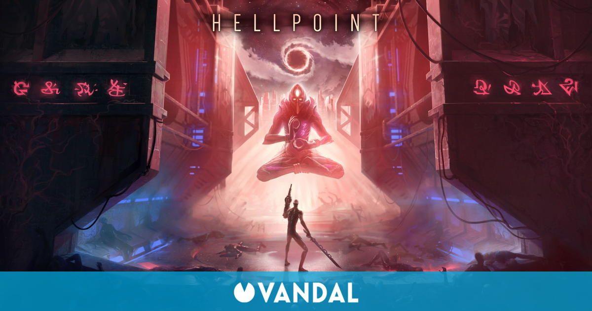 Hellpoint, el juego tipo Souls de ciencia ficción, disponible gratis en GOG