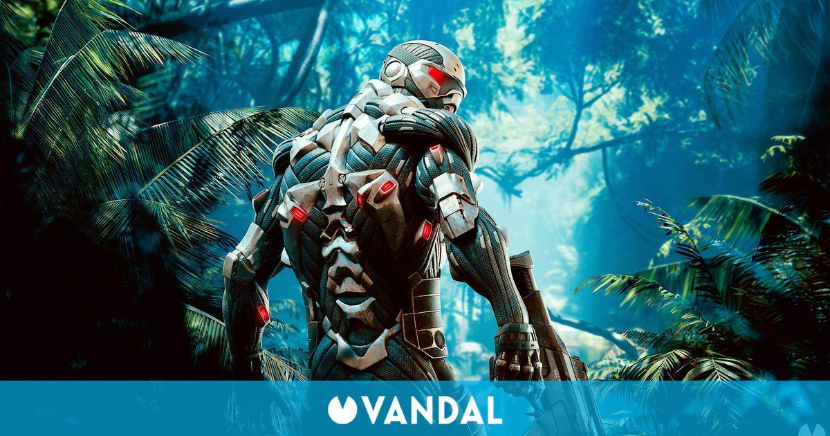 Crysis Remastered se actualiza con mejoras para PS5, Xbox Series X y Xbox Series S