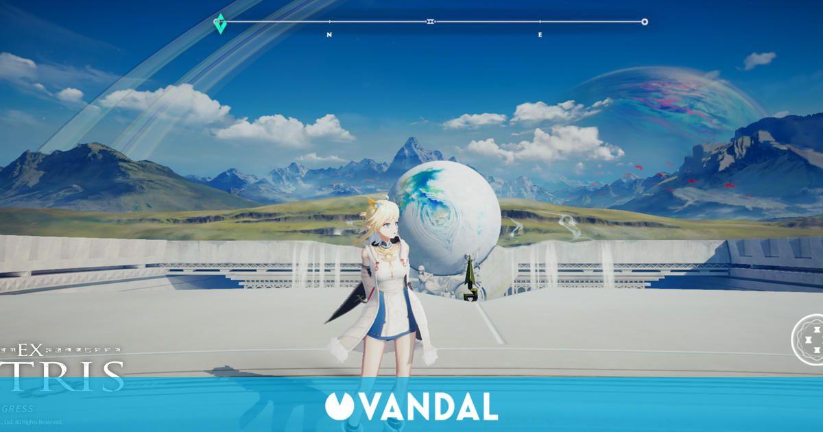 Ex Astris, el nuevo juego de rol por turnos con arte anime para iOS y Android