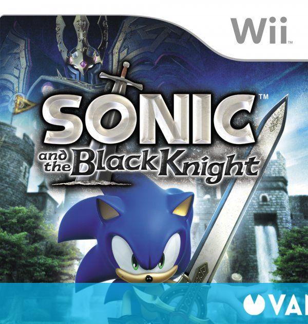 Sonic Y El Caballero Negro Videojuego Wii Vandal