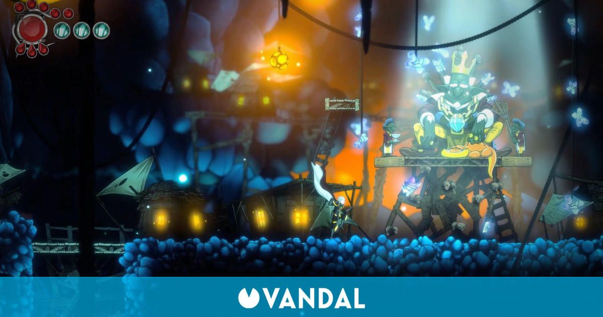 Aeterna Noctis: El metroidvania español presenta nuevos detalles y gameplay