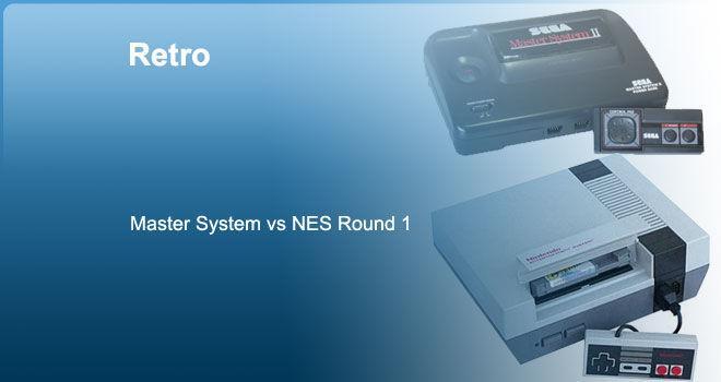 Master System VS Nintendo NES Round One