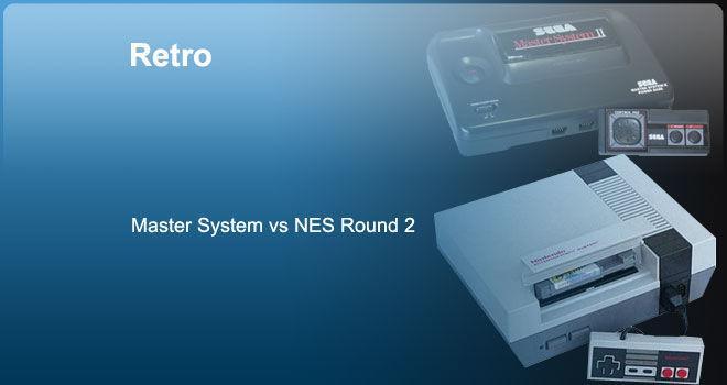 Master System VS Nintendo NES, Round 2