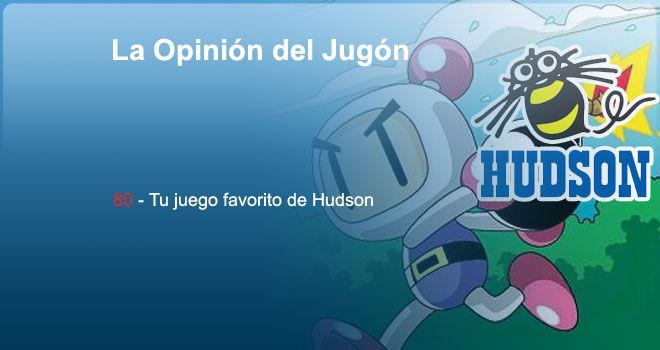 Tu juego favorito de Hudson