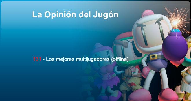 Los mejores multijugadores (offline)