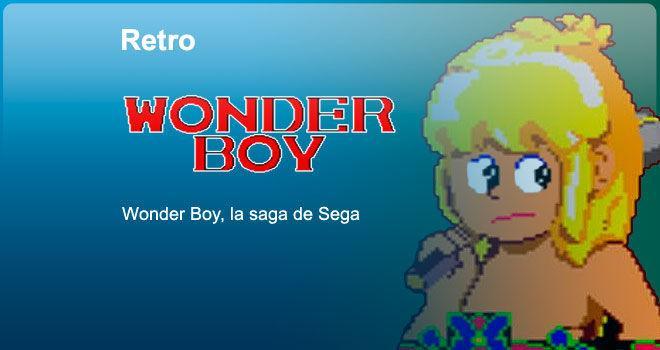 Wonder Boy, la saga de Sega