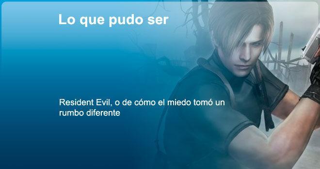 Resident Evil, o de cómo el miedo tomó un rumbo diferente