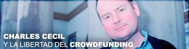 Charles Cecil y la libertad del crowdfunding