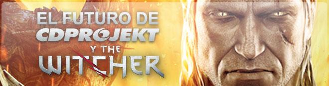 El futuro de CD Projekt y The Witcher