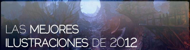 Las mejores ilustraciones de 2012