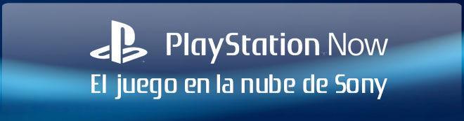 PlayStation Now: El juego en la nube de Sony