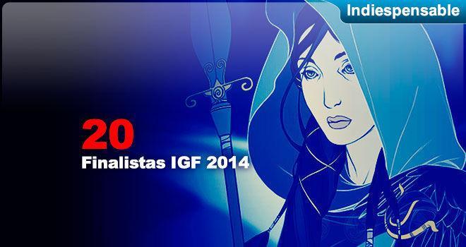 Los nominados a IGF 2014