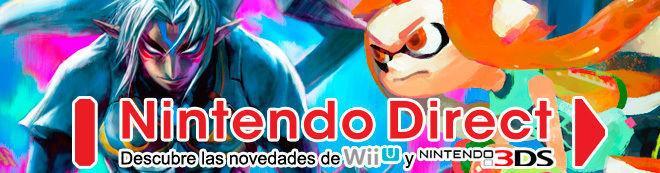 Nintendo Direct enero 2015