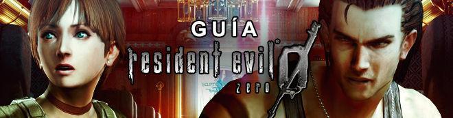 Guía de Resident Evil 0 HD Remaster