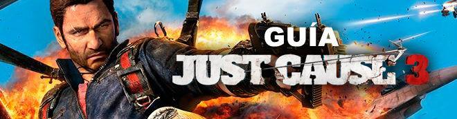 Guía de Just Cause 3