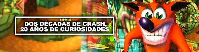 Dos décadas de Crash, 20 años de curiosidades