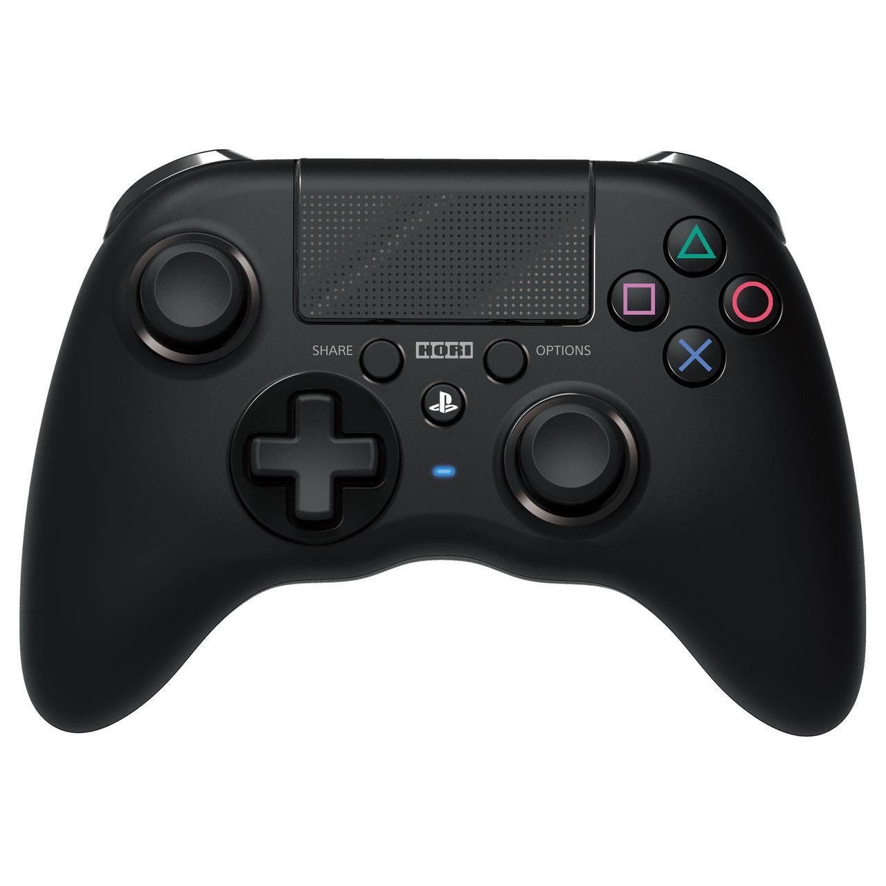 El nuevo mando de Hori para PlayStation 4 llegará la semana que viene