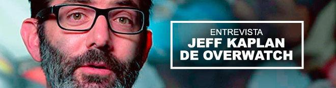 Jeff Kaplan y los logros de Overwatch