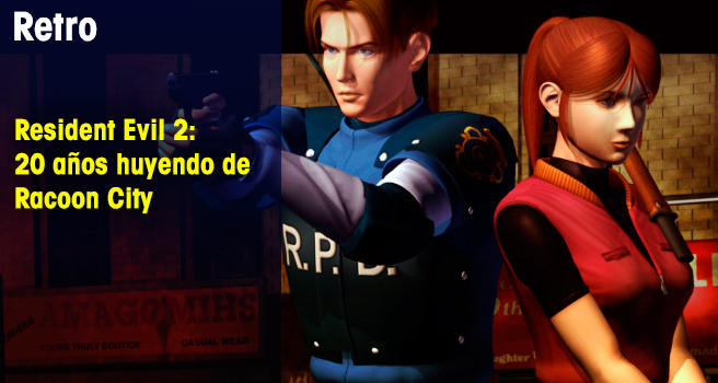 Resident Evil 2: 20 años huyendo de Racoon City