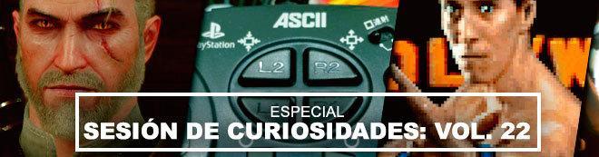 Sesión de curiosidades: Volumen 22
